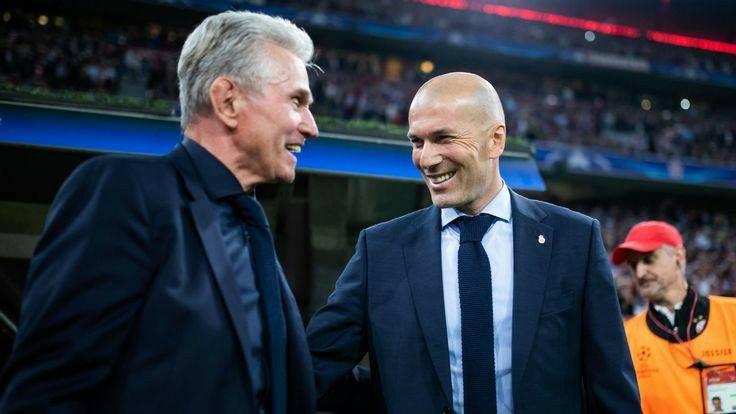 Miért nem működött a 4-4-2? – avagy Real Madrid vs. Bayern München