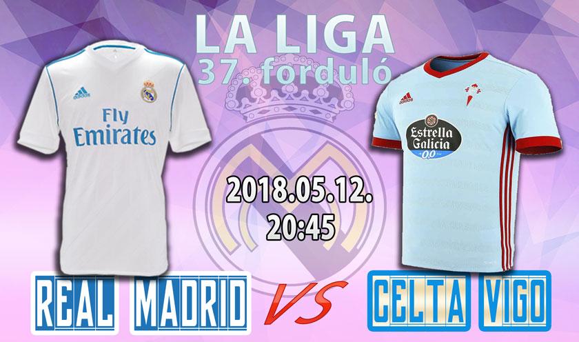 BL-döntő felkészülés vol. 2 (Real Madrid – Celta Vigo)