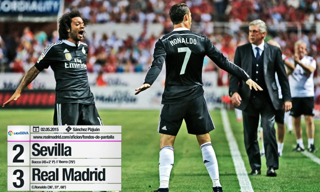 Sevilla - Real Madrid LaLiga Beharangozó