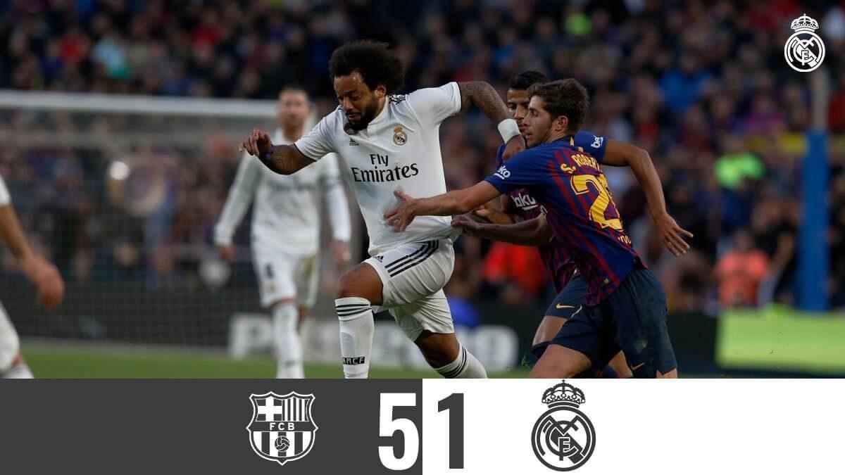 Barcelona – Real Madrid: tényleg vége?