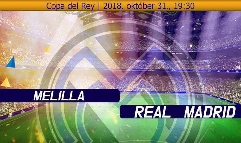 Óóó Afrika… (Melilla – Real Madrid, edzőkérdés)
