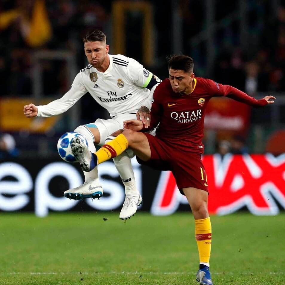 Roma vs Real Madrid Bajnokok Ligája Összefoglaló