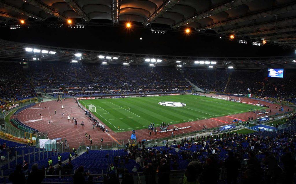 Roma vs Real Madrid Bajnokok Ligája Beharang