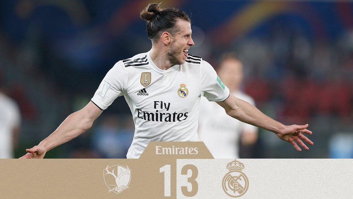 Benyargaltunk a döntőbe (Real Madrid – Kashima Antlers)