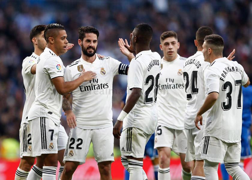 A jövő Madridja megmutatta – mit is?
