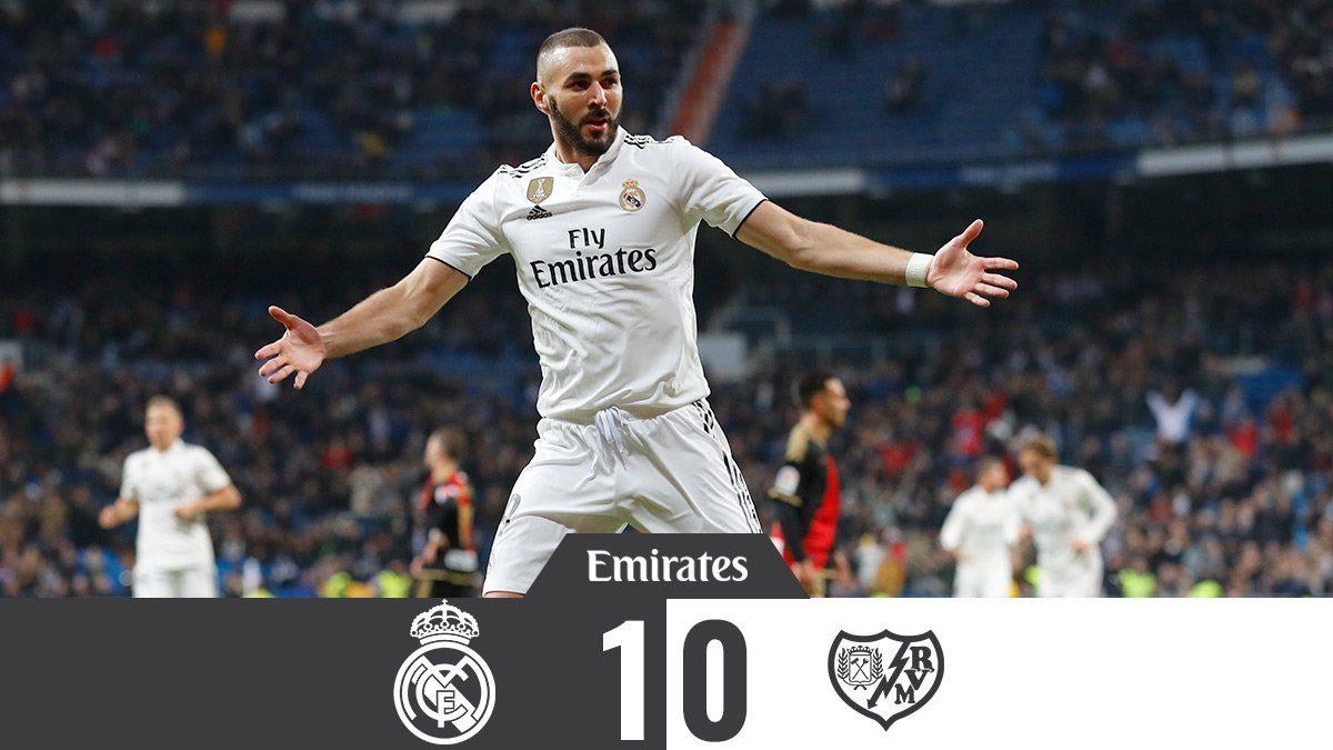 Tényleg jobb lett (Real Madrid – Rayo Vallecano összefoglaló)