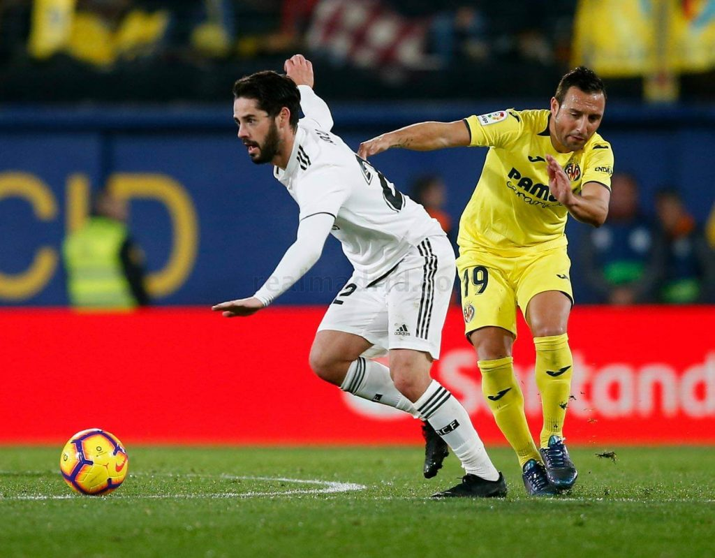 Villarreal vs Real Madrid LaLiga Összefoglaló