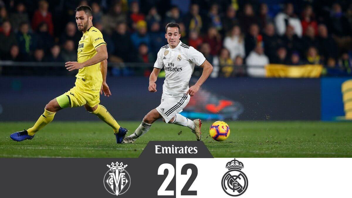 Villarreal – Real Madrid: a történelem ismétli önmagát