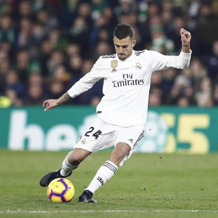 Betis - Real Madrid összefoglaló Ceballos
