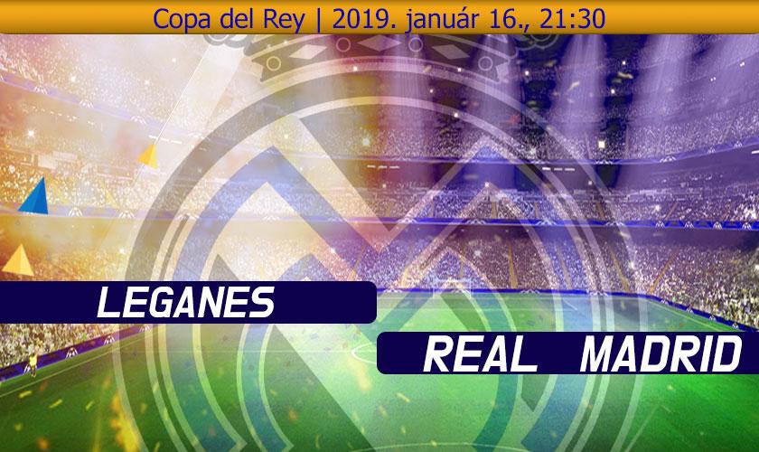 El lehet innen még szúrni? (Leganes – Real Madrid)