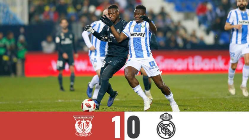 Vállalható vereség (Leganes – Real Madrid összefoglaló)