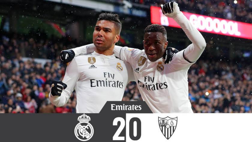 Majdnem meddő mezőnyfölény (Real Madrid – Sevilla összefoglaló)