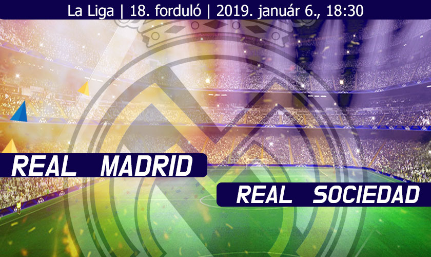 Foghíjas baszkváró – Real Madrid – Real Sociedad felvezető