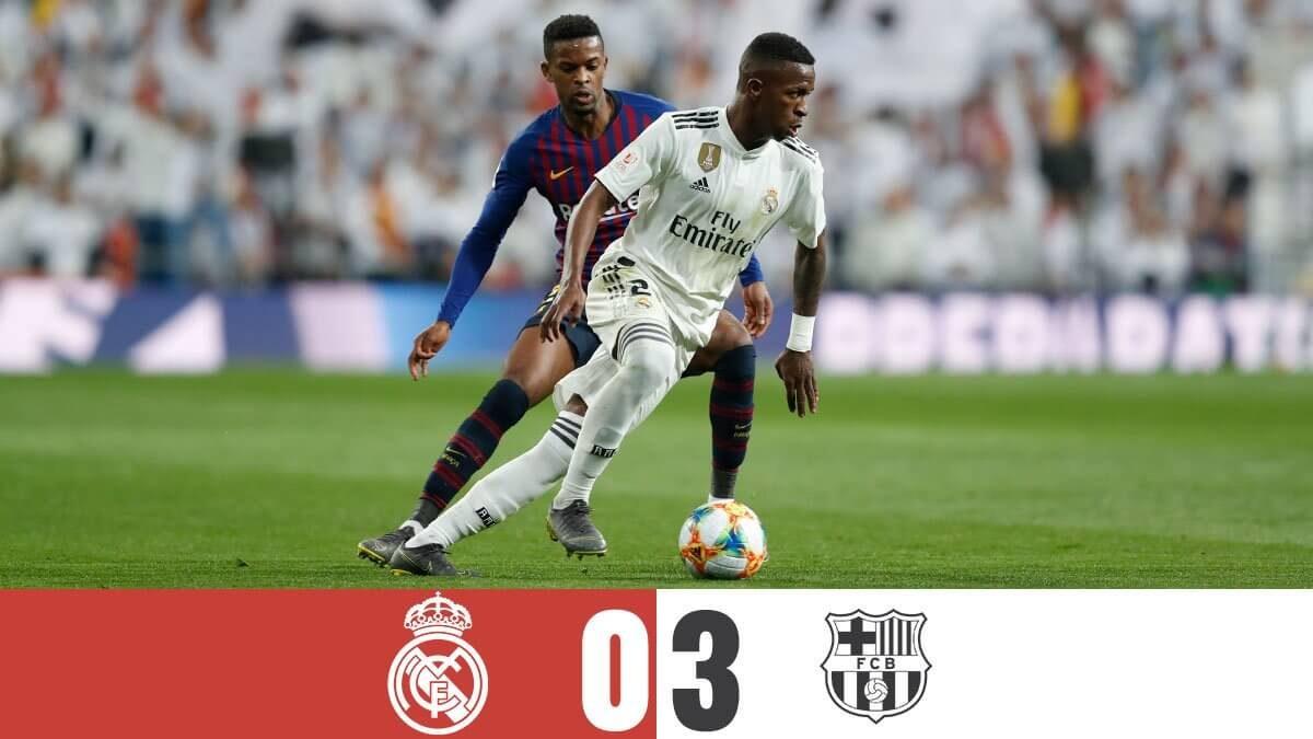 Jól teljesített a Real Madrid? – Real Madrid vs Barcelona