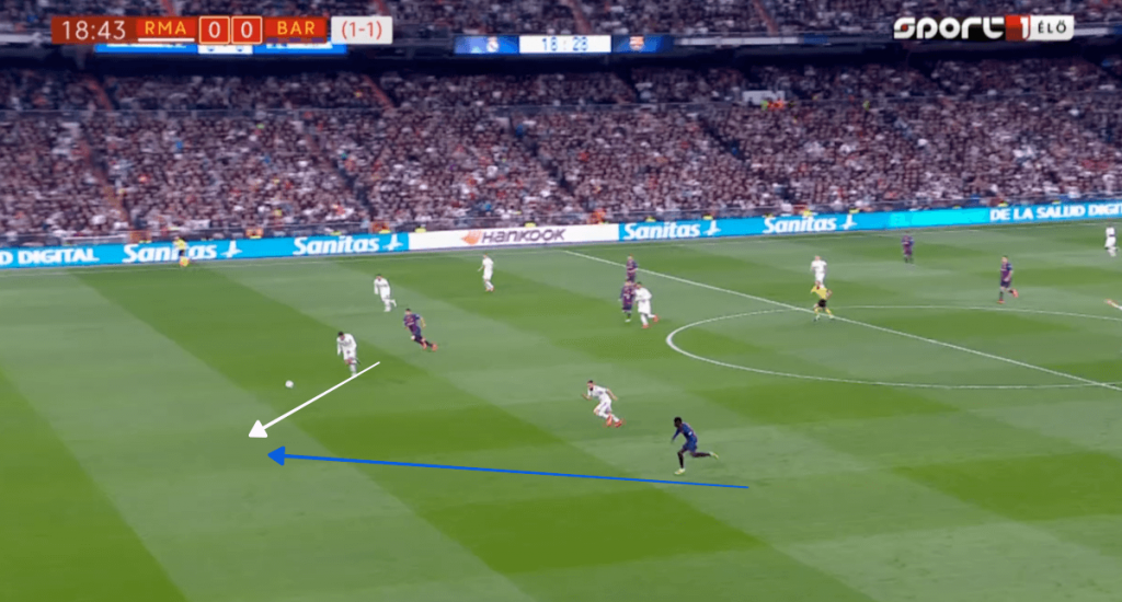 Real Madrid vs Barcelona Copa del Rey 2018/19 Összefoglaló