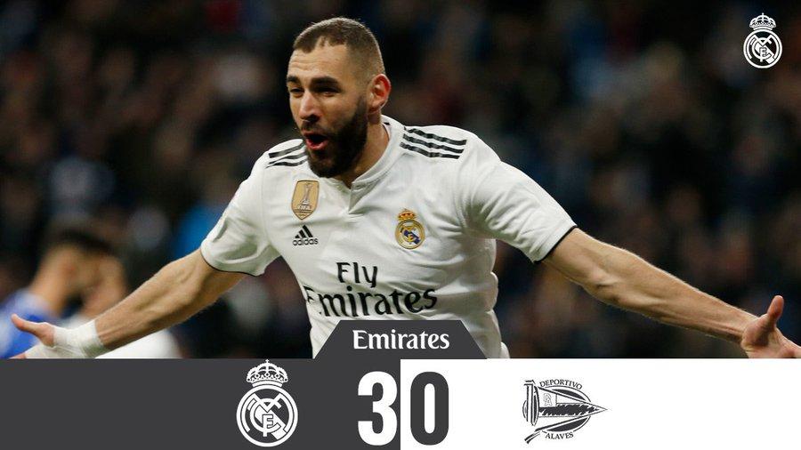 Közeledünk (Real Madrid – Alaves összefoglaló)