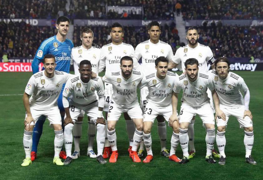 Levante - Real Madrid összefoglaló kezdő