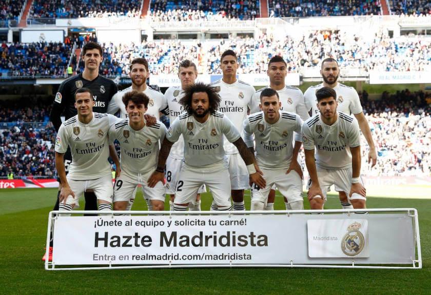 Real Madrid - Girona összefoglaló kezdő