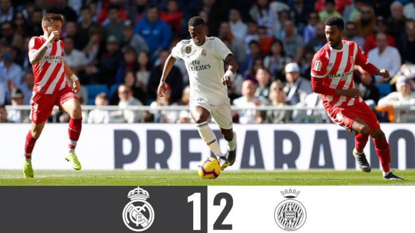 Vert hadunk (Real Madrid – Girona összefoglaló)