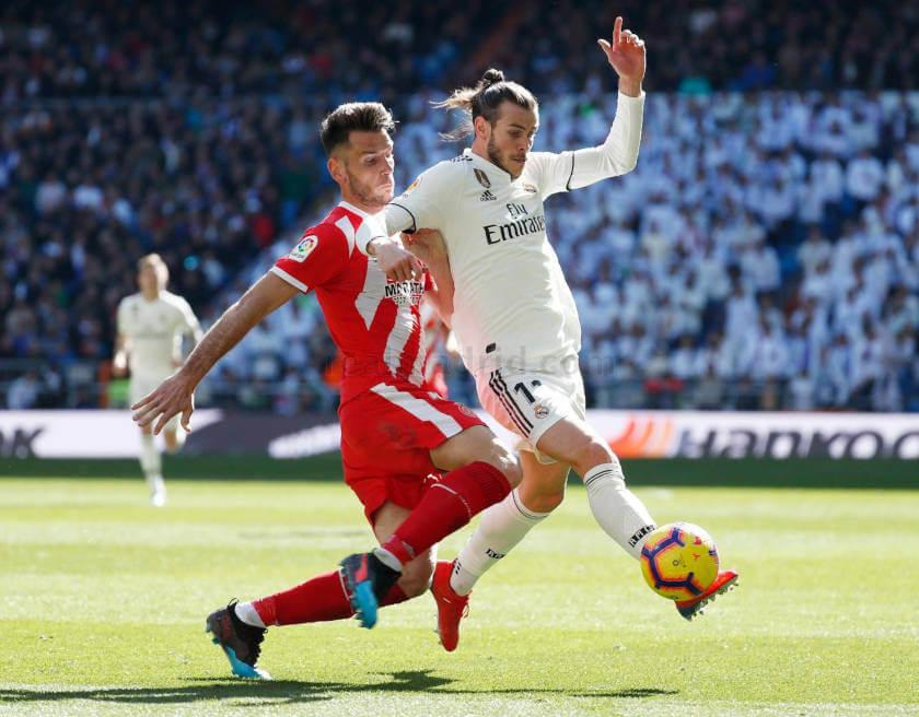 Real Madrid - Girona összefoglaló Bale