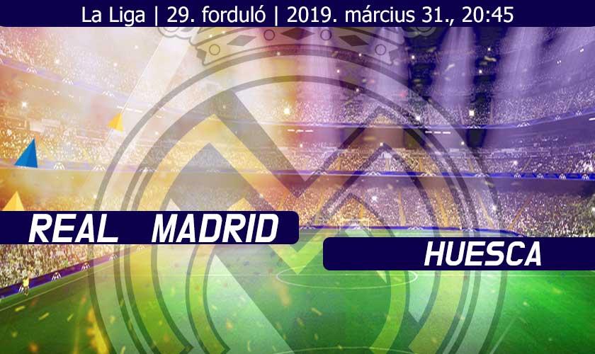 Krisztusi Capi, Rotációs Kopasz és a többiek (Real Madrid – Huesca)