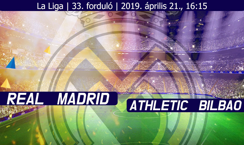 Real Madrid vs Athletic Bilbao