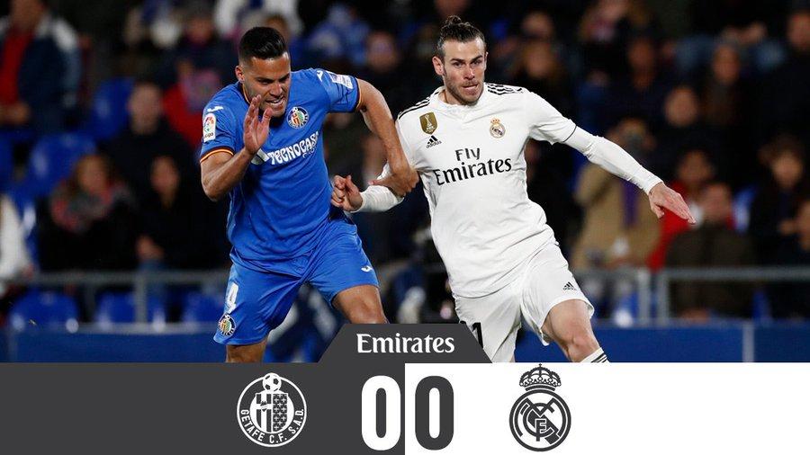 Az értékelhetetlen értékelése (Getafe – Real Madrid összefoglaló)