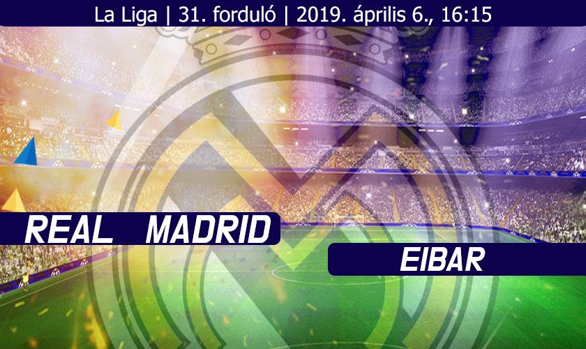 Örülünk Zidane-nak. Örülünk Zidane-nak? (Real Madrid – Eibar)