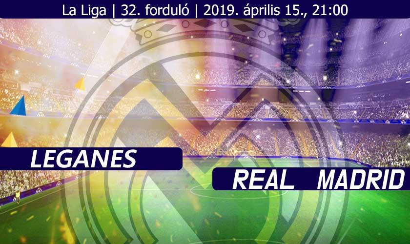 Leganés, az igazi mumus (Leganés-Real Madrid beharangozó)