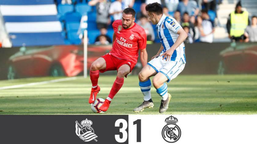 Győzött a Real! (Real Sociedad – Real Madrid összefoglaló)