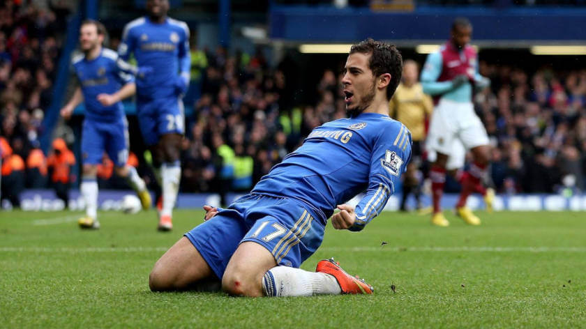 Hazard Real Madrid Chelsea
