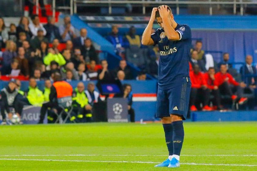 Lassú józanodás (PSG – Real Madrid összefoglaló)