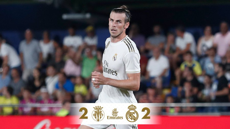 Szenvedős X (Villarreal – Real Madrid összefoglaló)