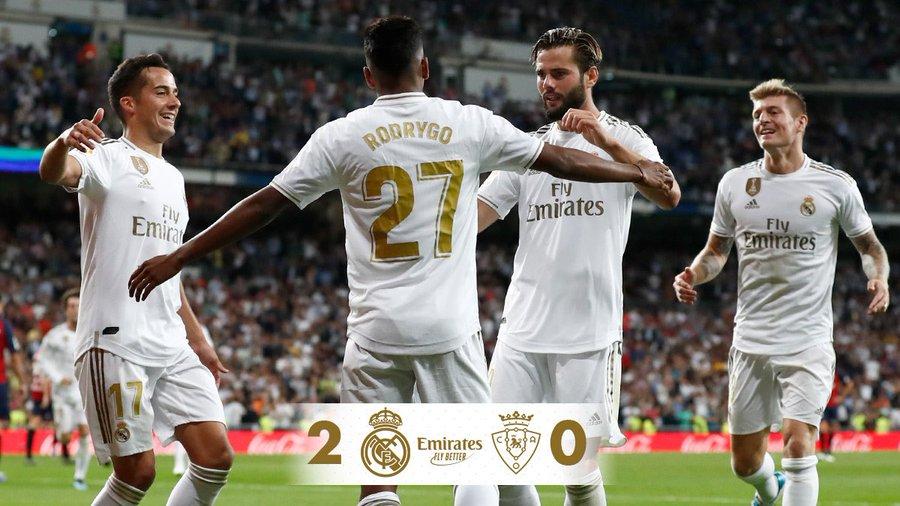 Bizakodhatunk (Real Madrid – Osasuna összefoglaló)