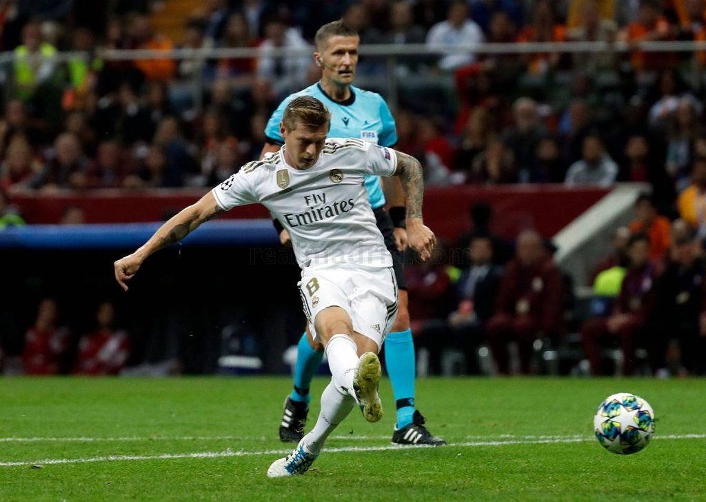 Galatasaray - Real Madrid Kroos