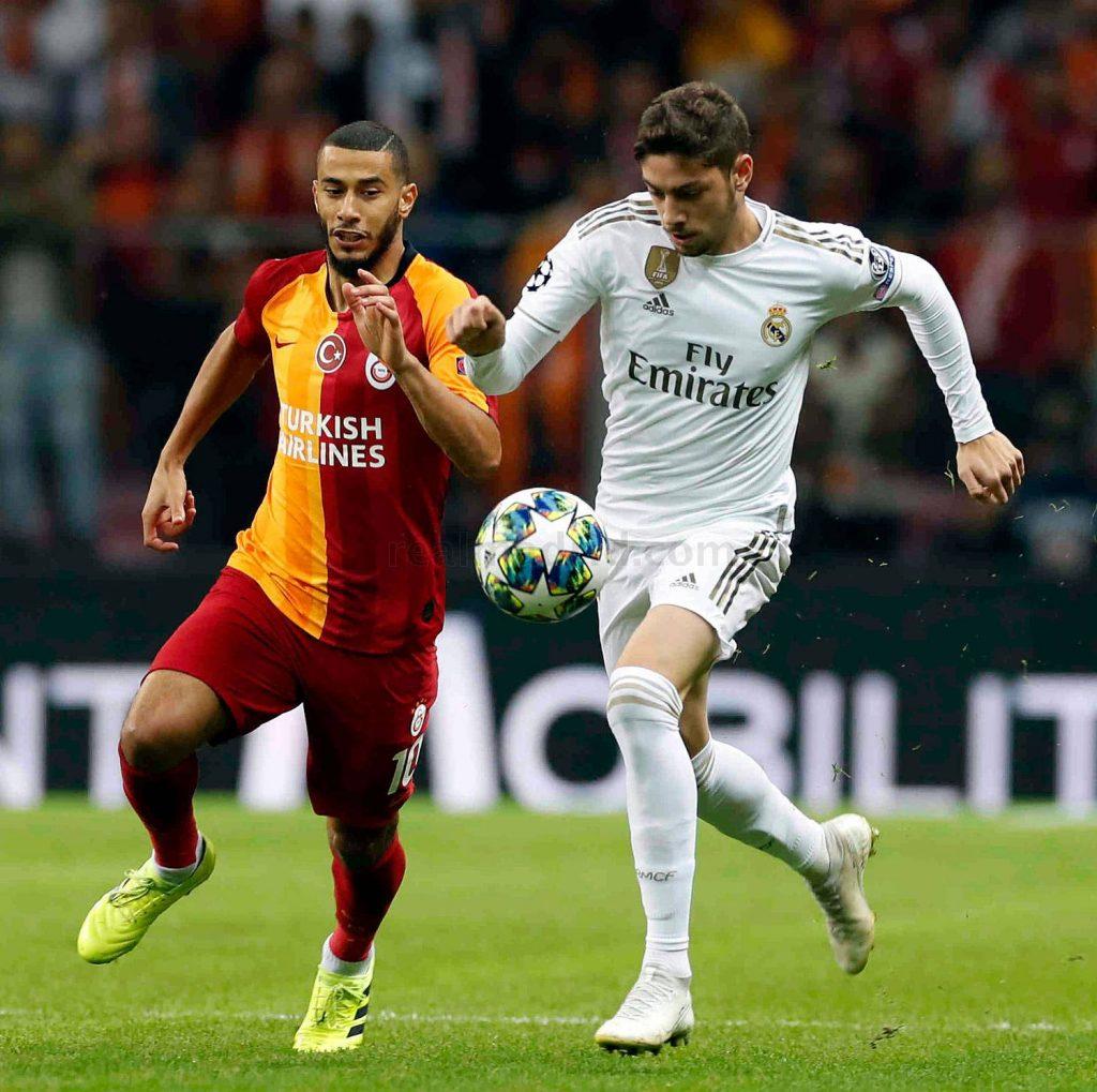 Galatasaray - Real Madrid Valverde
