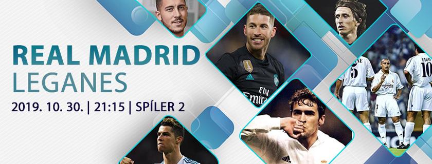 Real Madrid - Leganes kérdőjelek