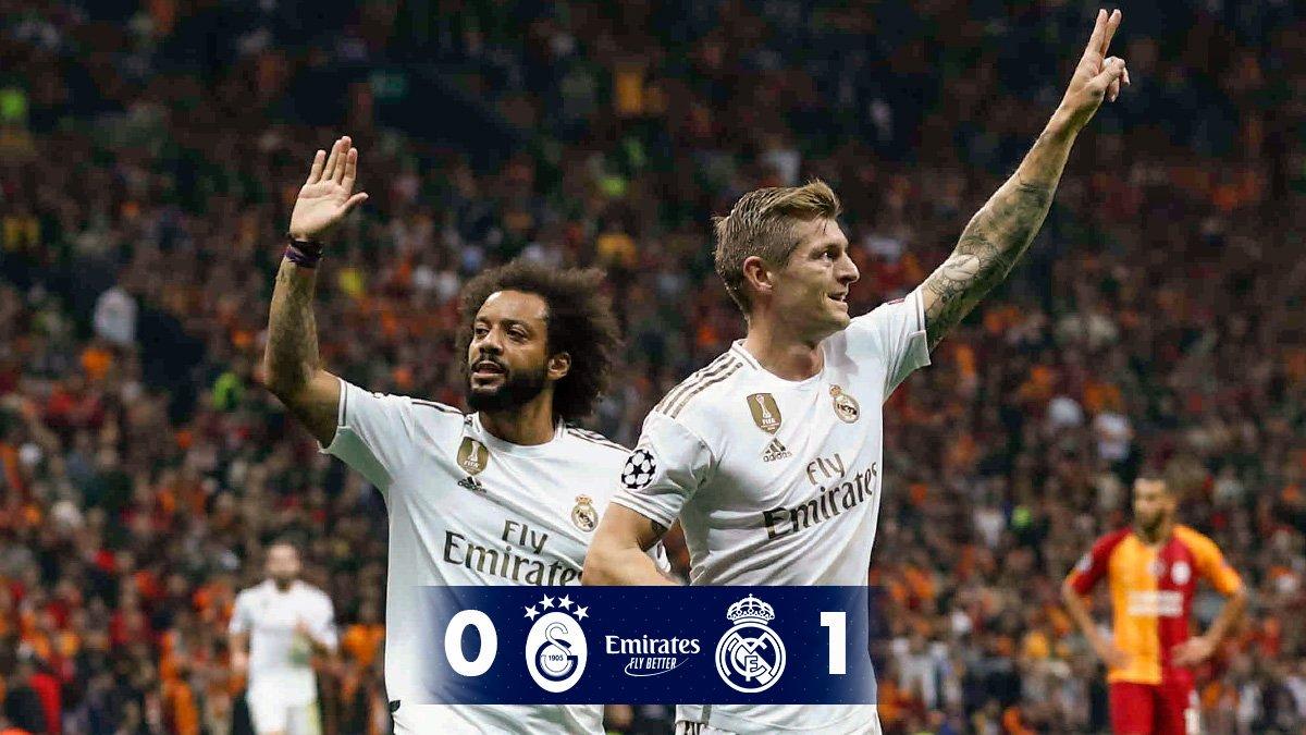 Galatasaray - Real Madrid nyitókép