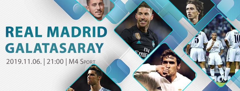 A kvázi továbbjutást biztosíthatja a Real Madrid