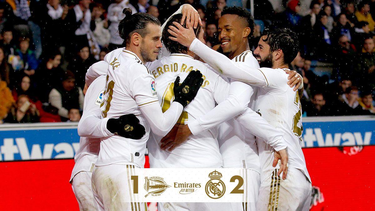 """Kiizzadt siker a """"Baszk Burnley"""" ellen: Alaves-Real Madrid összefoglaló"""