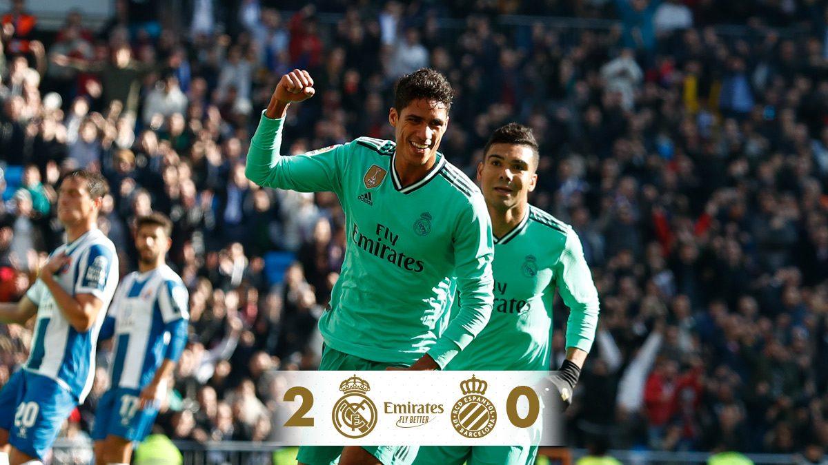Semmilyen győzelem: Real Madrid-Espanyol összefoglaló