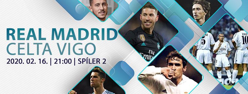 Ha bajnok akarsz lenni… (Real Madrid – Celta Vigo)