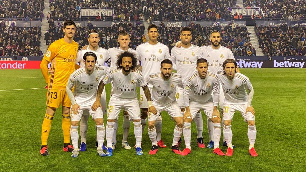 Levante - Real öf kezdő