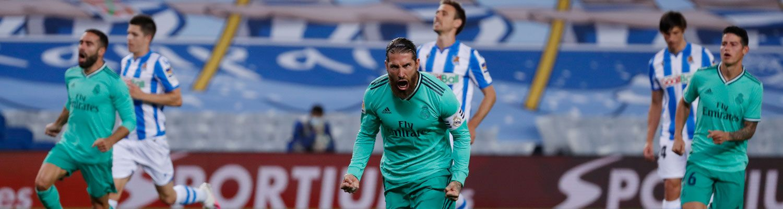 ELŐZÉS! Real Sociedad – Real Madrid 1-2