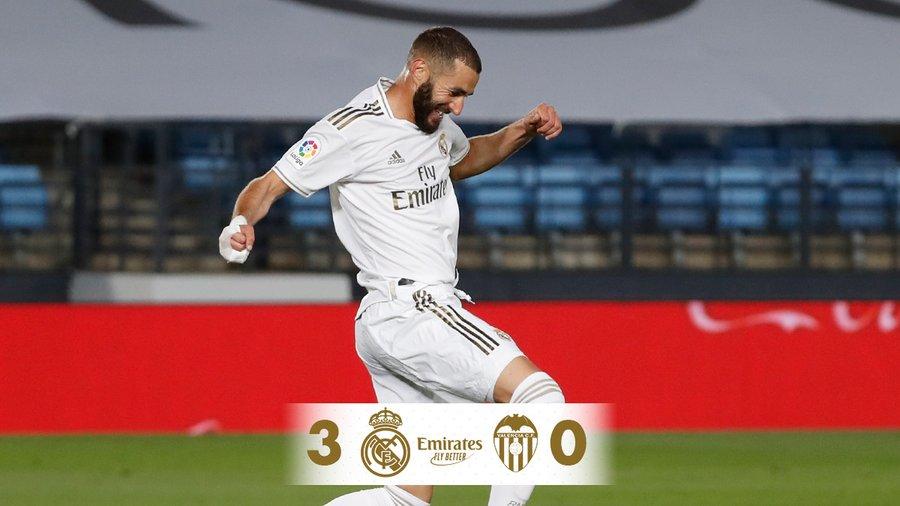 Ase kettesbe rakta (Real Madrid-Valencia)