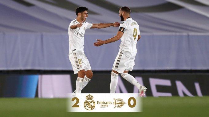 Összefoglaló (Real Madrid – Alaves)