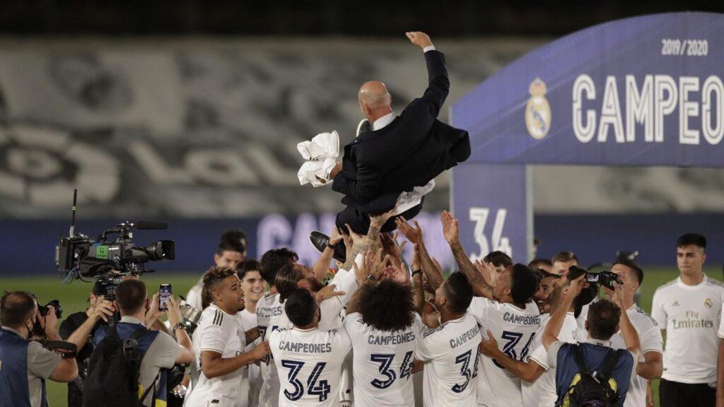 Leganes - Real Madrid campeones