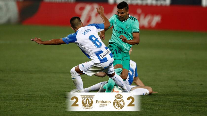 Campeones! (Leganes – Real Madrid összefoglaló)