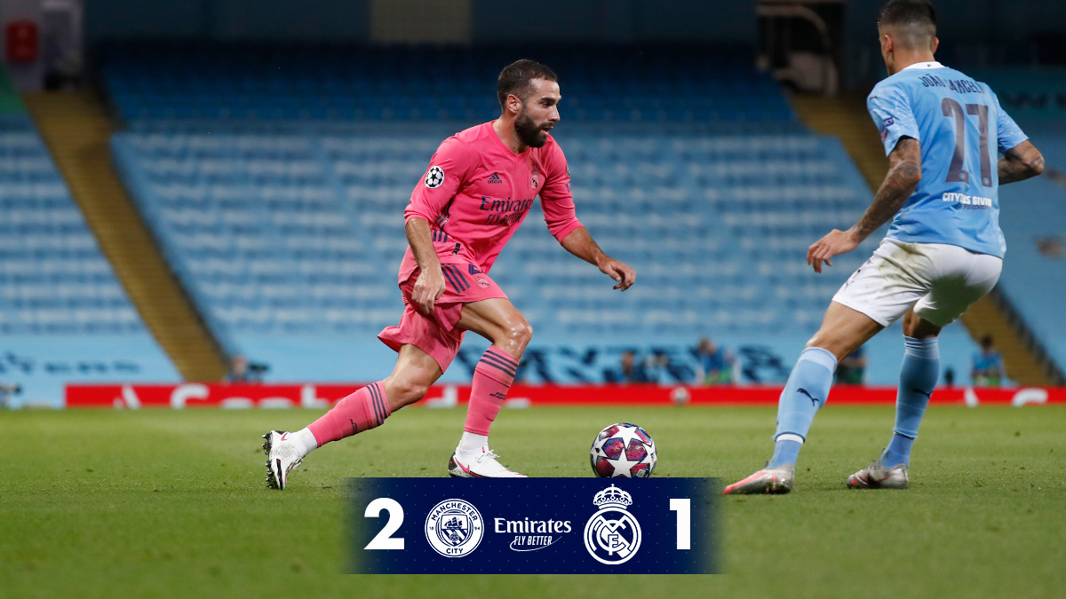 Szezonzárás | Manchester City – Real Madrid összefoglaló