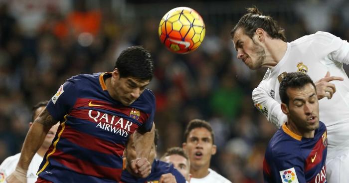 Bale Suarez